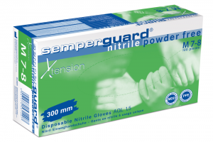 Semperguard Nitrile Xtension powder-free