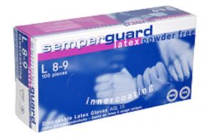 "Semperguard® Latex powder-free ""Innercoated"""