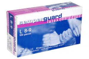 Semperguard® Latex powdered