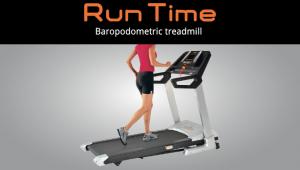 Sensor Medica - Baropodometric treadmill