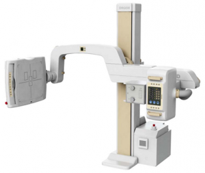Original Import DR_Medical X - ray machine in Southwest China