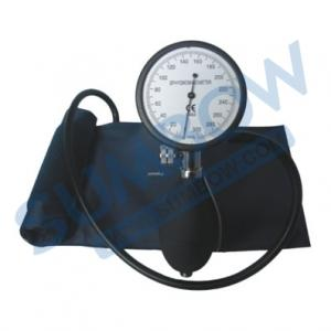 Palm Type Aneroid Sphygmomanometer With Single Tube