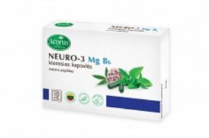 NEURO-3 Mg B6 capsules