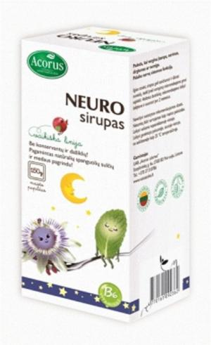 NEURO syrup