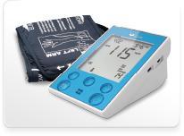 2-in-1 Blood Glucose plus Pressure Monitor