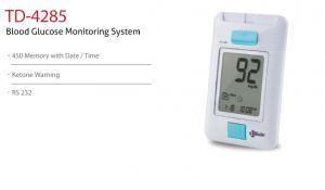 Blood Glucose Monitoring System TD-4285