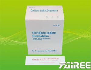 Povidone-iodine Swabstick