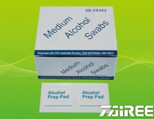 Alcohol Prep Pad (Alcohol Swab)