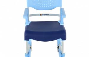 Close Seat Bath Commode Chair