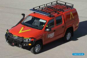 Rapid Response Vehicle | Tecnove