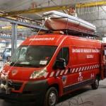 Marine, Water and Vertical Rescue Vehicles | Tecnove
