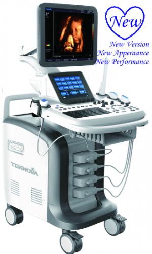 TH-5500 New - Color Doppler Ultrasound - Teknova