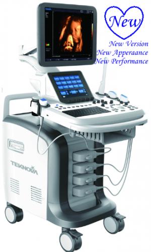 TH-5500 New - Color Doppler Ultrasound - Teknova