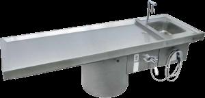 Autopsy Table - Thalheimer Kühlung | German Manufacturer of Medical Refrigerators and equipment