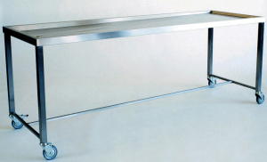 Washing & Autopsy Tables - Thalheimer Kühlung | German Manufacturer of Medical Refrigerators and equipment