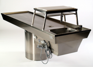 Dissection Table - Thalheimer Kühlung | German Manufacturer of Medical Refrigerators and equipment