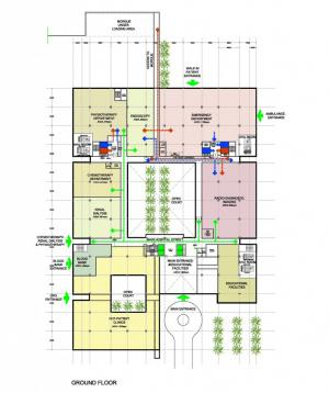 MEDICAL CONCEPT AND MEDICAL SCHEMATIC DRAWINGS | UHS, Hospital Designers, Medical Equipment Planners<