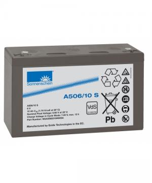 Battery 6V 10Ah for table 115001 MAQUET - Vlad