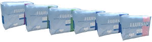 FLUFSAN ALL-IN-ONE ADULT DIAPERS