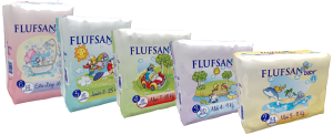 FLUFSAN baby BABY DIAPERS