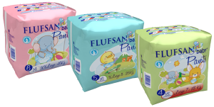 FLUFSAN baby Pants BABY TRAINING PANTS