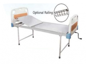 Hospital Semi Fowler Bed (ABS Panels)