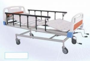 ICU Bed Mechanical Fixed Height ( ABS Panels)