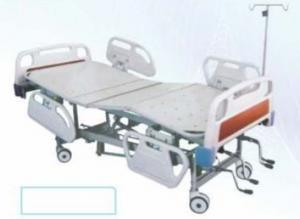 ICU Bed Electric (Abs Panels & Abs Railing Swing Type)