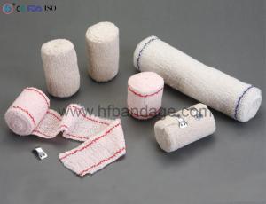 Cotton crepe bandage (100% cotton)-Crepe Bandage-Anji HengFeng Sanitary Material Co.,Ltd