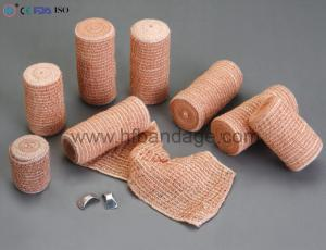 Skin color elastic crepe bandage-Crepe Bandage-Anji HengFeng Sanitary Material Co.,Ltd