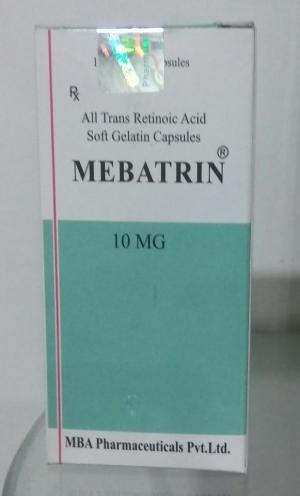 http://www.mbapharmaceuticals.com/product/mebatrin-capsules-tretinoin/