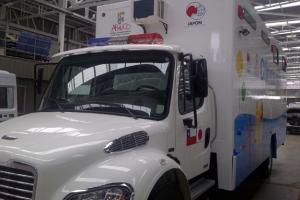 MOBILE CLINIC FREIGHTLINER
