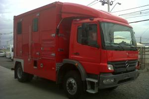 MOBILE WORKSHOP ATEGO
