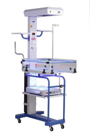 nice 2007 SCFL – Servo Control Infant Radiant Warmer with Under Surface CFL Phototherapy