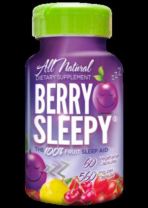 Berry Sleepy – PHARMAXXI، Vitamins, Dietary Supplements & Health Products