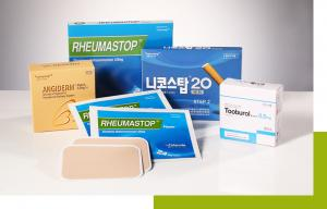 Transdermal Patches - About Patches - Pharmaceuticals - Product Samyang Biopharmaceuticals