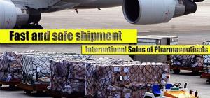 International Sales of Pharmaceuticals - SERVİCES - SENSPHARMA