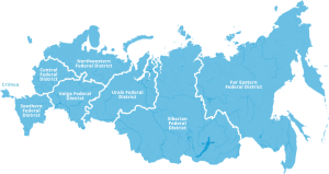 Clusters of the Russian Federation