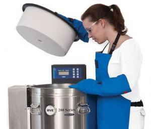 MVE Series Cryogenic Freezers | Chart Industries