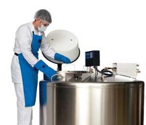 MVE 1500 & 1800 Vario Series Cryogenic Freezer | Chart Industries