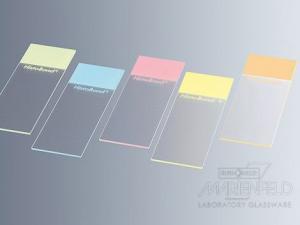 HISTOBOND® + GREEN - MICROSCOPE SLIDE - Slides & Coverslipping - Consumables