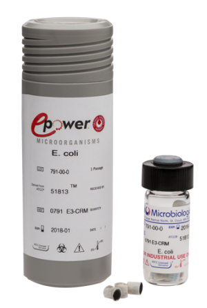 Epower Certified Reference Material (CRM) Strains │ Microbiologics