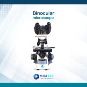 Binocular microscope (MSA-202)