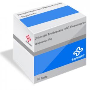 Chlamydia Trachomatis DNA Quantitative Fluorescence Diagnostic Kit (PCR-Fluorescence Probing) SANSURE   Advanced Molecule Diagnosis Solutions