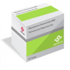 Mycoplasma Pneumoniae DNA Fluorescence Diagnostic Kit (PCR-Fluorescence Probing) SANSURE   Advanced Molecule Diagnosis Solutions