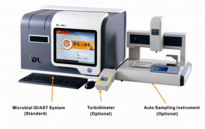 Microbial ID/AST System