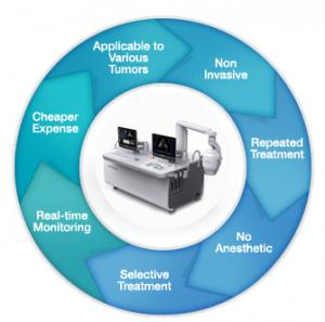 ALPINION MEDICAL SYSTEMS : HIFU Technology