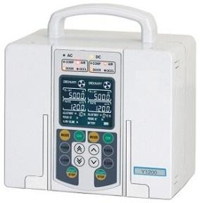 AIP-Y1200 Infusion Pump (Dual Channels)