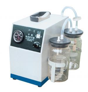 23A.I Portable Electric Sputum Suction Device