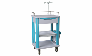 DW-TT001 ABS Treatment trolley